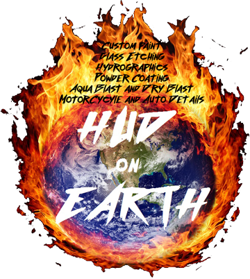 HUD on EARTH Logo